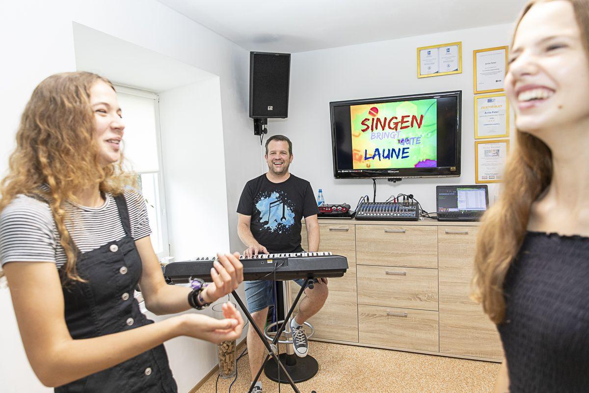 Workshop Gesang Anfänger